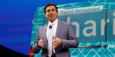 Ford CEO predicts that in 15 years most cars for sale will be...