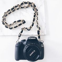 YASSSSS ✨ this camera strap came in today and I couldn't be happier  too damn pretty! #camera #strap #white #style #fashion #blogger #marble