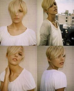 anja rubik shirt hair - Google Search