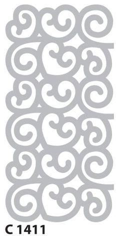 UKU - Celosías Cnc Router, Fabric Design, Pattern Design, Outdoor Screens, Moroccan Design, Scroll Saw Patterns, Stencil Designs, Dremel, Metal Wall Art
