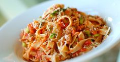 Now you can have your pasta and eat it, too! Al Dente has a full line of low carb pastas that taste amazing. They're called Carba-Nada an...