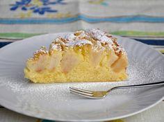 gluten-free apple cake - Torta di mele senza glutine