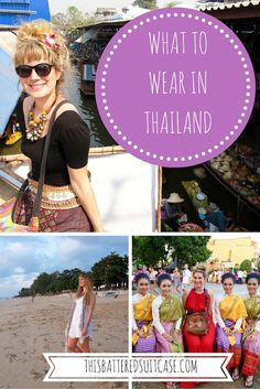 What to Wear in Thailand - This Battered Suitcase