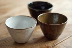Deep Round Bowls by Nom Living