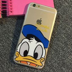 Disney Donald Daisy duck transparent TPU iphone case for iphone5s/6s/6 plus https://www.digitopz.com/disney-donald-daisy-duck-transparent-tpu-iphone-case-for-iphone5s6s6-plus-p-1612.html
