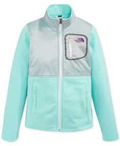 The North Face Girls' Glacier Jacket North Face Girls, The North Face, Jackets Online, Cool Outfits, My Style, How To Make, Kids, Coats, Shopping