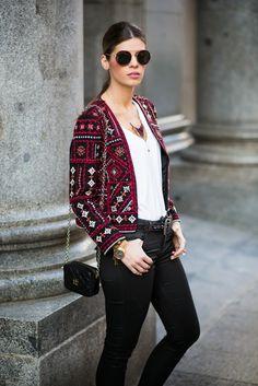 Ms Treinta - Fashion blogger - Blog de moda y tendencias by Alba.: TORERA
