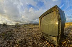 A lot of old TVs end up in landfills, but they can be recycled if you get them into the hands of the right vendor.