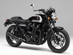 2020 Honda CB-F Concept unveiled ahead of official debut at Tokyo Motor Show in November. Will the new CB-F Concept hit production? Honda Bikes, Honda S, Honda Motorcycles, Custom Motorcycles, Custom Bikes, Honda Bobber, Triumph Bikes, Vintage Motorcycles, Yamaha
