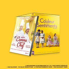 20 DVD INCONTOURNABLES  DreamWorks II Distribution Co. LLC  © 2012 Gaumont - TF1 Films Production - A Contracorriente Films © 2012 Gaumont Vidéo.  #jaunebycartenoire