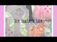 VEDA #2: DIY Fantasia Fada - YouTube