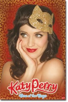 trends Katy Perry Poster $8.99