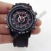 Jam Tangan dengan Kamera Tersembunyi dengan Memori 8GB – SKU : A.0001 – Z7KuLe
