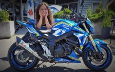 Suzuki GSR 750 / GSX-S 750 MotoGP