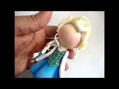 Ponteira para lápis Elsa Frozen - YouTube