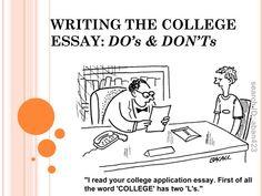 best college essays 2017