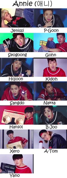 Who's Who TOPP DOGG – Annie
