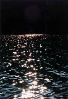 Moonlight on the water ~ So pretty! Black Is Beautiful, Beautiful Pictures, Beautiful Things, All Nature, Just Relax, What A Wonderful World, Belle Photo, Wonders Of The World, Moonlight