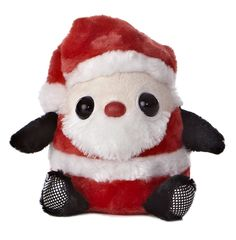 Have a fun winter wonderland with this Snowball Santa for the holidays!