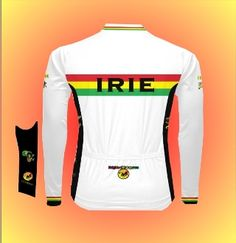 3c42dc56c Irie Long Sleeve Cycling Jersey also can be used as a post workout jacket.