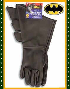 Child Batman Gauntlets Rubie's Costume Co. $9.97