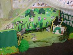 Minibeast Classroom Role-Play Area Photo - SparkleBox