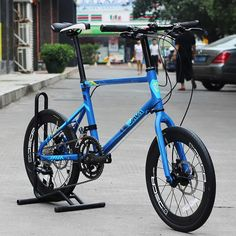 Cheap mini velo bicycle, Buy Quality mini velo directly from China 18 speed bicycle Suppliers: JAVA LIMIITED CL Minivelo Bike Hydraulic Disc Brake Uniex High Quality Urban 406 City Mini velo Bicycle 18 Speed Blue Bmx, Monster Bike, Bicycle Workout, Commuter Bike, Cargo Bike, Cool Gear, Mini Bike, Bike Accessories, Bike Design