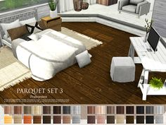 Sims 4 CC's - The Best: Walls & Floors by Cross Architecture…
