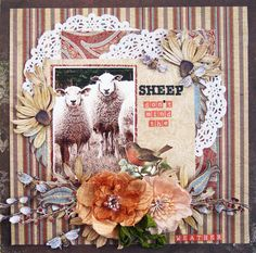 Sheep - Scrapbook.com