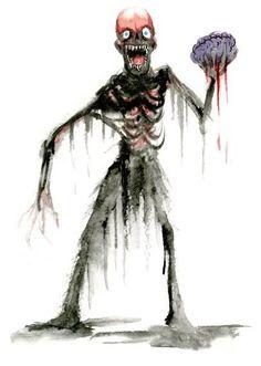 New Alex Pardee and Skinner Art Prints from Zerofriends - OMG Posters! All Horror Movies, Horror Movie Characters, Zombie Movies, Horror Art, Zombie Kunst, Zombie Art, Alex Pardee, Unusual Art, Unique Art
