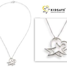 KidSave is a global organization that advocates for and supports the adoption of older children in orphanages and foster care.  Learn more at www.kidsave.org.  Did you know that all profits from the sale of this necklace will be donated to KidSave? Visit our website www.carolee.com and search for kidsave.  #charity #jewelry #necklace #dogood #makeadifference #help #kids #inneed