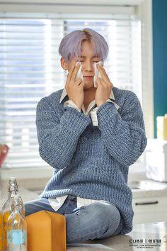 "Minhyuk - ""Tonight (with Melody)"" Music Video Behind Btob Lee Minhyuk, Lee Changsub, Yook Sungjae, Rap Lines, Kihyun, Music Composers, Kpop Boy, Monsta X"