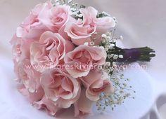 http://www.floresrivieramaya.com/eng/weddings.php #weddings #blush flowers #babypink