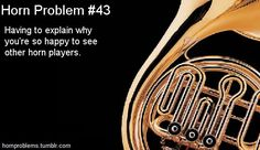 : Horns Stuff French Horns Problems Classic Band Band French Horns ...