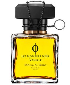 Vanille - Les Nombres d'Or Eau de Parfum by Mona di Orio, at Luckyscent. Hard-to-find fragrances, niche brand perfumes,  and other under-the-radar luxuries.