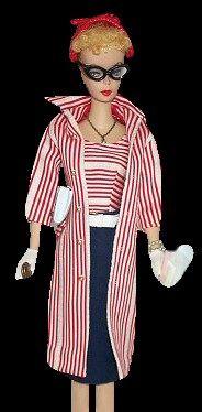 Vintage Barbie - Roman Holiday, 1959