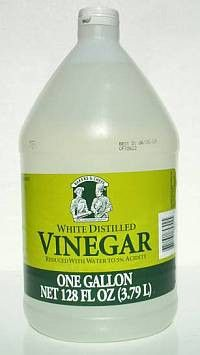 Natural weed killer. 1 gallon vinegar to 1oz soap. - Click image to find more Gardening Pinterest pins