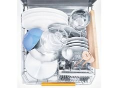 Vegyszermentes mosogatópor - mosogatógépbe