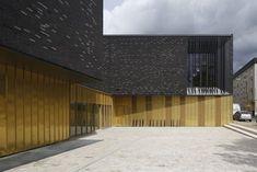 Music Dance School , Melun, 2014 - DE-SO Architectes