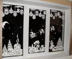 вытынанки на окна