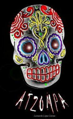 Calaveras oaxaca puebla df guerrero chiapas tabasco yucatan veracruz quintanaroo