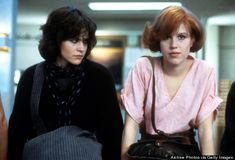 'The Breakfast Club' Turns Molly Ringwald and Ally Sheedy Dish on the John Hughes Classic - The Daily Beast 80s Movies, Good Movies, Movie Tv, 1980s Films, Throwback Movies, Greatest Movies, Childhood Movies, Awesome Movies, Molly Ringwald