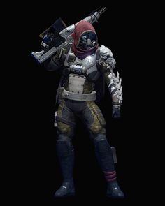 Destiny----Hunter