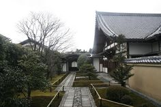 Daitoku-Ji Temple & Gardens, Kyoto