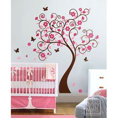 I hope I can find something like this for Dahlia's room