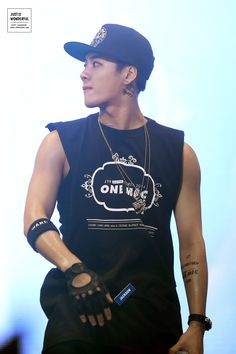 fywangjackson: 140810 JYP Nation 'ONE MIC' concert in Seoul © Just Wonderful | Do not edit.
