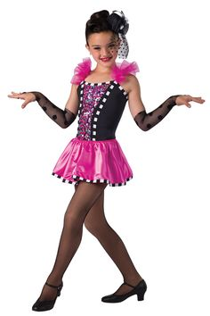 Tap and Jazz Detail Dance Recital Costumes, Ballet Costumes, Cute Girl Outfits, Dance Outfits, Cute Young Girl, Cute Girls, Preteen Girls Fashion, Kids Fashion, Dance Picture Poses