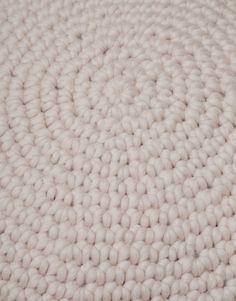 Circle Game Cushion   Crochet it www.woolandthegang.com