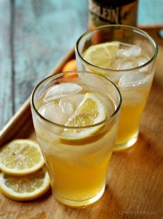 (1) Citrus Beer Shandy and a Giveaway | Recipe
