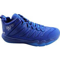 26ca72ebc1cea1 Los Angeles Clippers Super Star Chris Paul has personally hand-signed this  Jordan Shoe. After playing college ball at Wake Forest Chris Paul burst  onto t